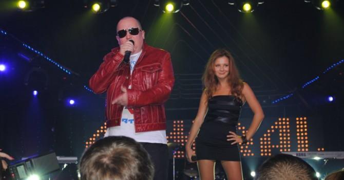 Грандиозный концерт яхт-клубе «Адмирал»